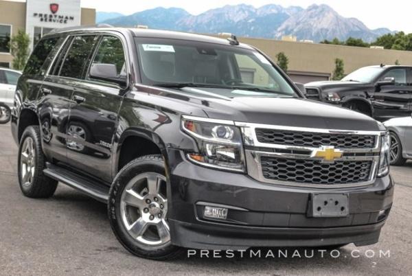 2016 Chevrolet Tahoe in Salt Lake City, UT