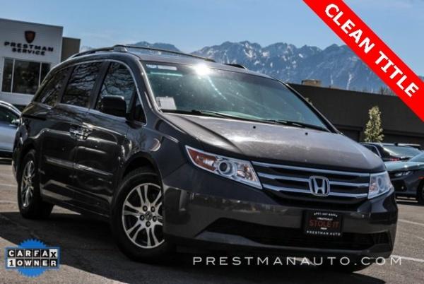 2013 Honda Odyssey in Salt Lake City, UT