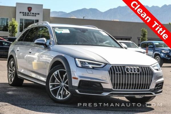 2017 Audi allroad in Salt Lake City, UT