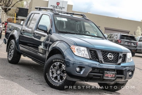 2014 Nissan Frontier PRO-4X