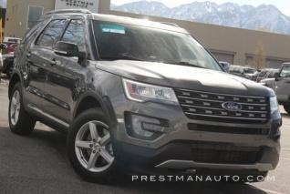 2017 Ford Explorer Xlt 4wd For In Salt Lake City Ut