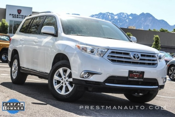 2013 Toyota Highlander in Salt Lake City, UT