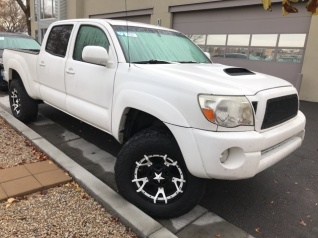 2010 Toyota Tacoma Double Cab 6 1 Bed V6 4wd Automatic For In Salt Lake