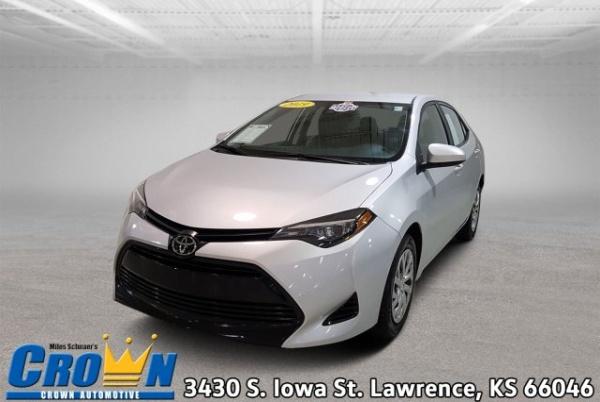 2019 Toyota Corolla in Lawrence, KS
