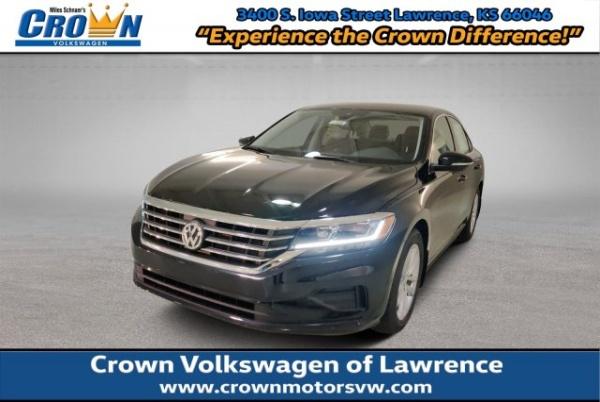 2020 Volkswagen Passat in Lawrence, KS