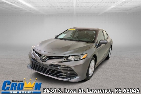 2019 Toyota Camry in Lawrence, KS