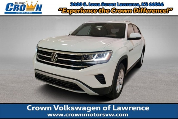 2020 Volkswagen Atlas Cross Sport in Lawrence, KS