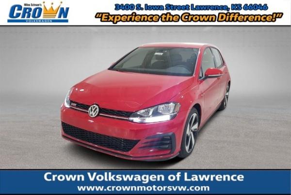 2020 Volkswagen Golf GTI in Lawrence, KS