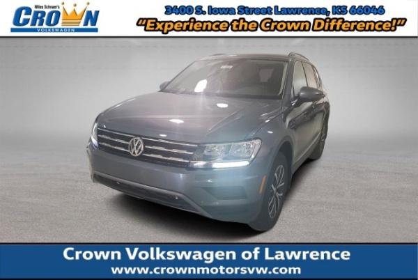 2020 Volkswagen Tiguan in Lawrence, KS