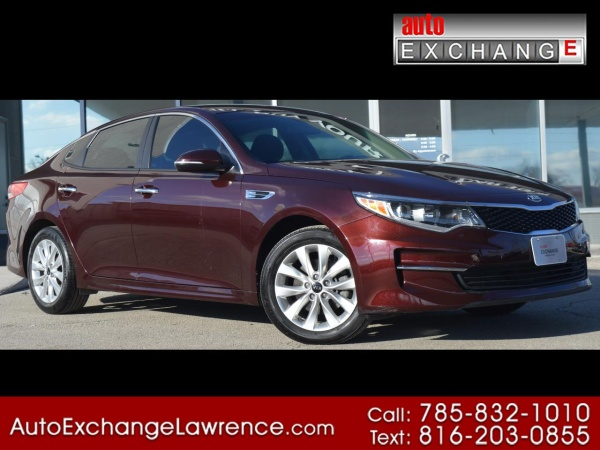 2017 Kia Optima in Lawrence, KS