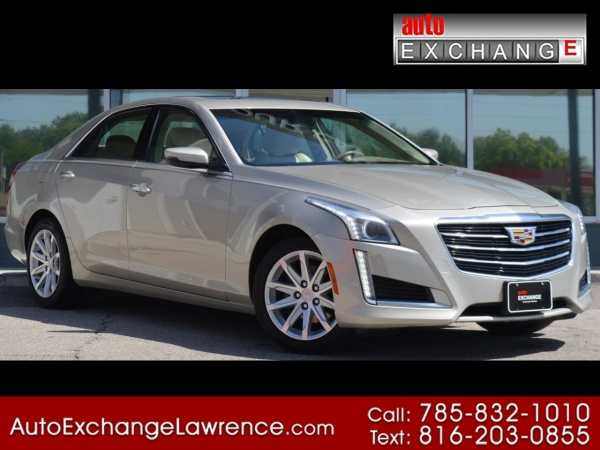 2015 Cadillac CTS in Lawrence, KS