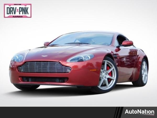 2007 Aston Martin V8 Vantage Base