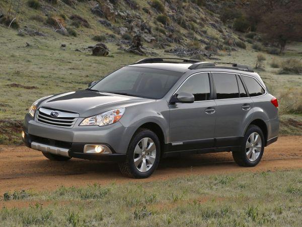 2011 Subaru Outback 2.5i Premium