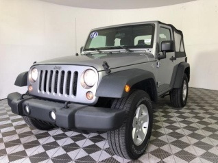 Used Jeep Wrangler Sport >> Used Jeep Wranglers For Sale In Orlando Fl Truecar