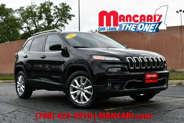 2017 Jeep Cherokee in Oak Lawn, IL
