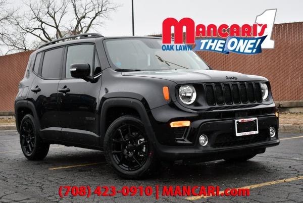 2020 Jeep Renegade in Oak Lawn, IL