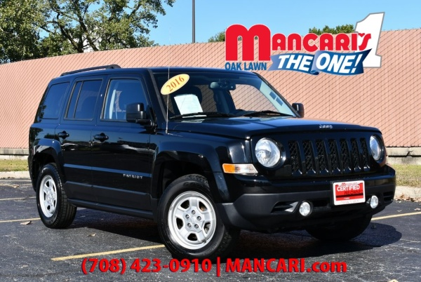 2016 Jeep Patriot in Oak Lawn, IL