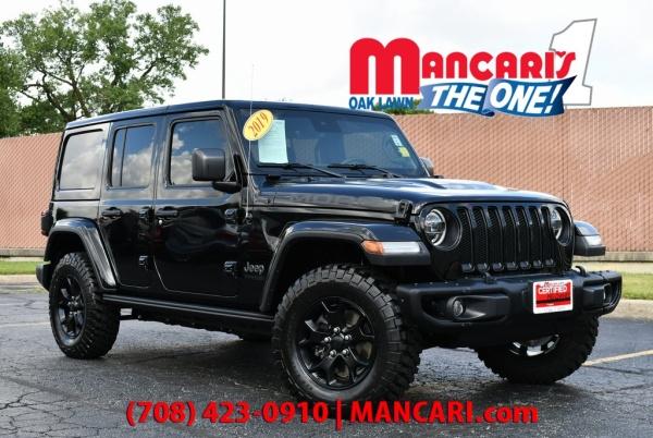 2019 Jeep Wrangler in Oak Lawn, IL
