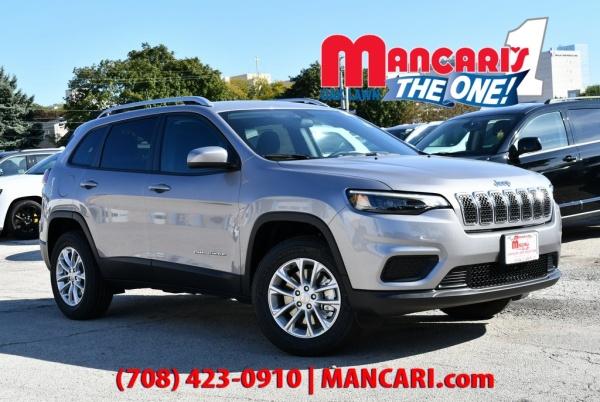 2020 Jeep Cherokee in Oak Lawn, IL