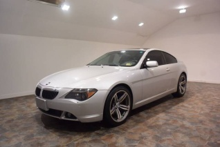 Used 2005 BMW 6 Series 645Ci Coupe For Sale In Stafford VA