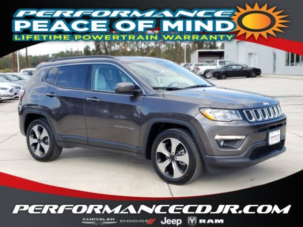 2020 Jeep Compass in Clinton, NC