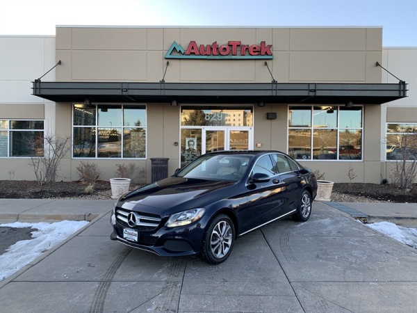 2016 Mercedes-Benz C-Class in Littleton, CO