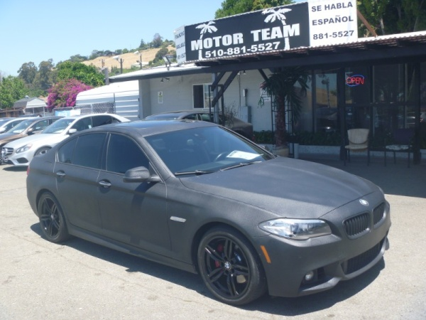 2014 BMW 5 Series in Hayward, CA
