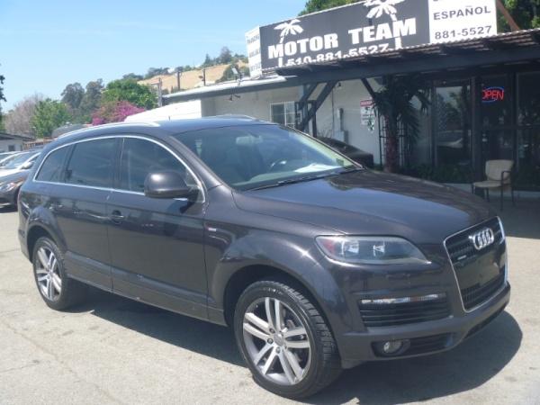 2009 Audi Q7 in Hayward, CA