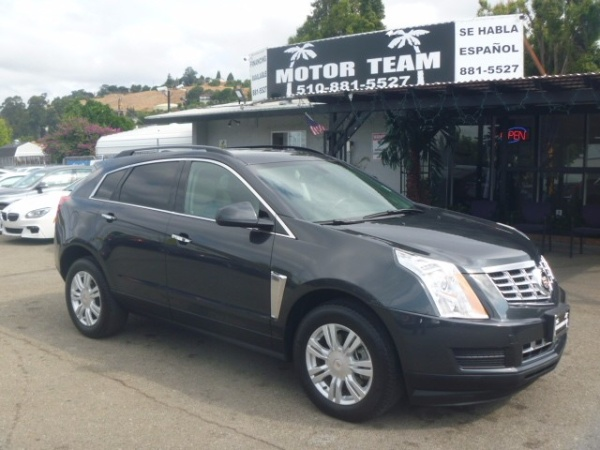 collection grand in luxury lake cadillac veh suv srx cedar
