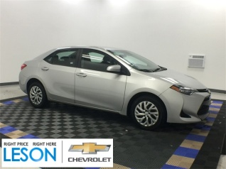 2017 Toyota Corolla Le Cvt For In Harvey La