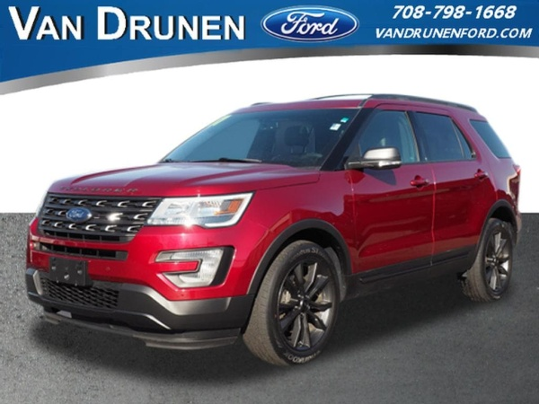 2017 Ford Explorer in Homewood, IL