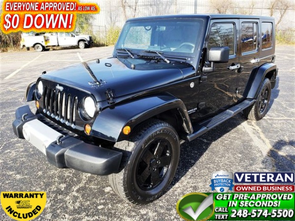 2009 Jeep Wrangler in Waterford, MI
