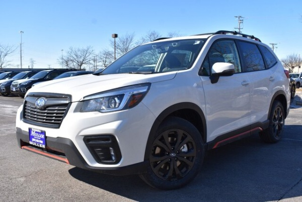 2020 Subaru Forester in Highland Park, IL