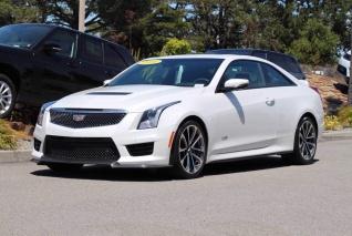 Cadillac Ats V Coupe >> Used Cadillac Ats V Coupes For Sale Truecar