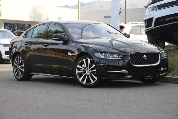 2019 Jaguar XE R-Sport