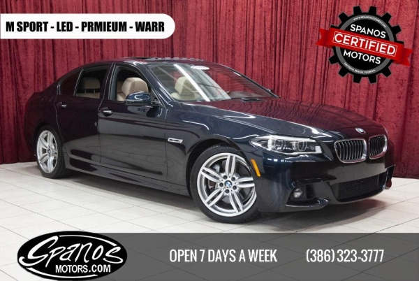 2014 BMW 5 Series in Daytona Beach, FL
