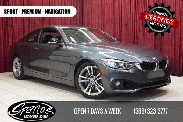 2015 BMW 4 Series in Daytona Beach, FL