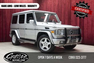 Used Mercedes-Benz G-Class for Sale   TrueCar