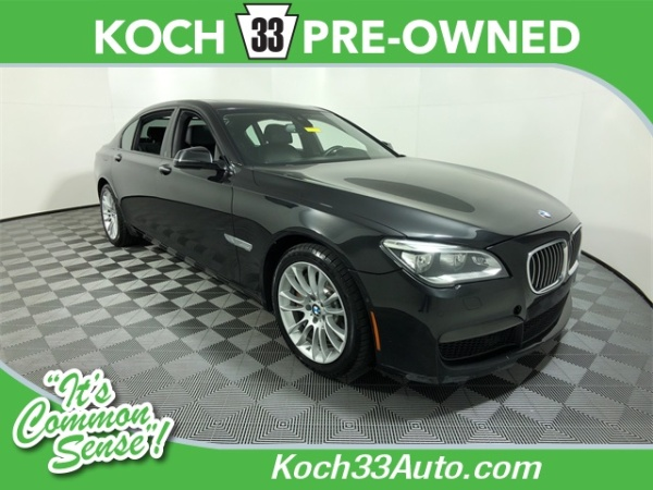 2014 BMW 7 Series in Easton, PA