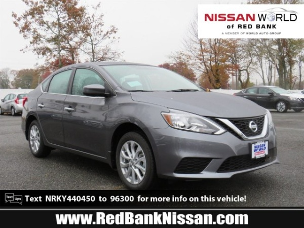 2019 Nissan Sentra in Red Bank, NJ