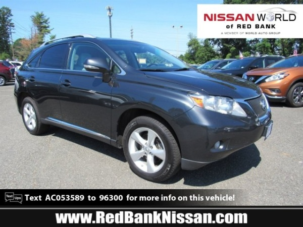 2010 lexus rx 350 owners manual