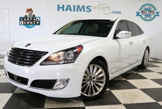 Used Hyundai Equus For Sale Search 156 Used Equus Listings Truecar