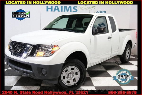 2016 Nissan Frontier in Hollywood, FL