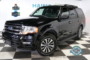 2017 Ford Expedition Xlt 4wd For In Hollywood Fl