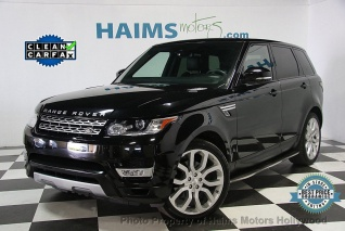 2014 Range Rover Sport For Sale >> Used 2014 Land Rover Range Rover Sports For Sale Truecar