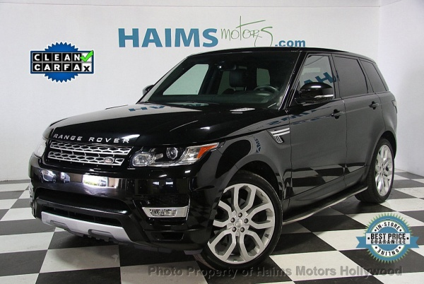 2014 Land Rover Range Rover Sport in Hollywood, FL