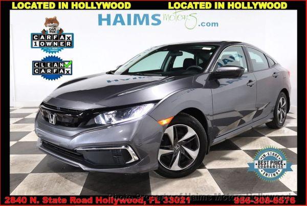 2019 Honda Civic in Hollywood, FL