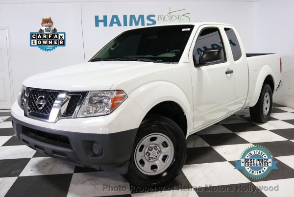 2015 Nissan Frontier in Hollywood, FL