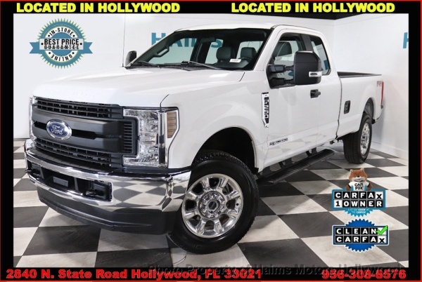 2019 Ford Super Duty F-250 in Hollywood, FL