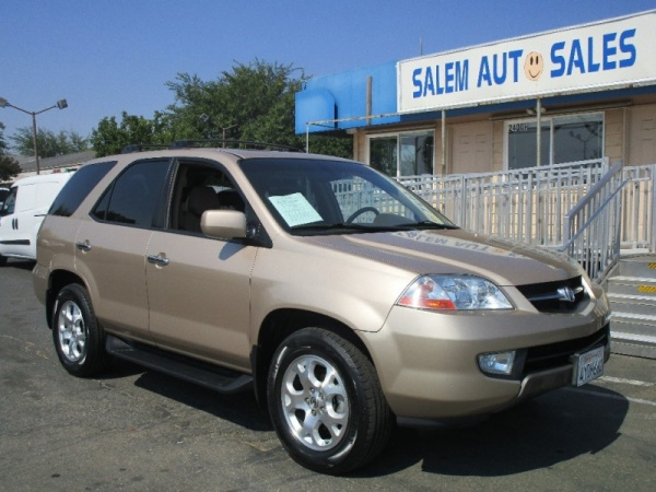 2002 Acura MDX with Navigation/Touring